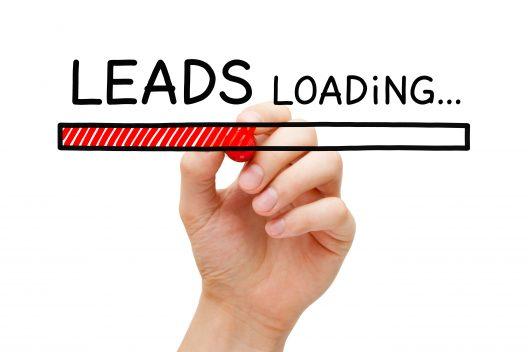 Lead Generation Loading Bar Concept