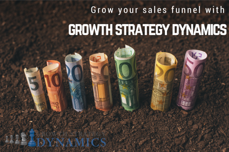 Grow Your Sales Funnel With GSD (Creative)